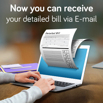 Request detailed Bill